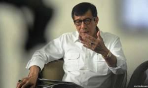 Terpilih Sebagai Anggota DPR RI, Menkumham Yasonna Laoly Mengundurkan Diri