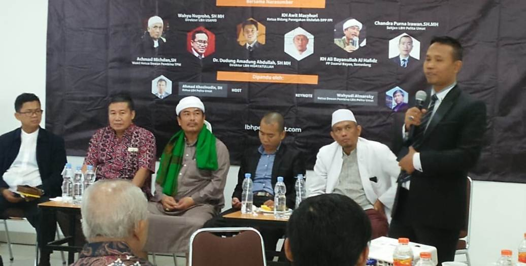 Ahmad Khozinudin, S.H*: Revisi UU KPK Lemahkan Pemberantasan Korupsi?