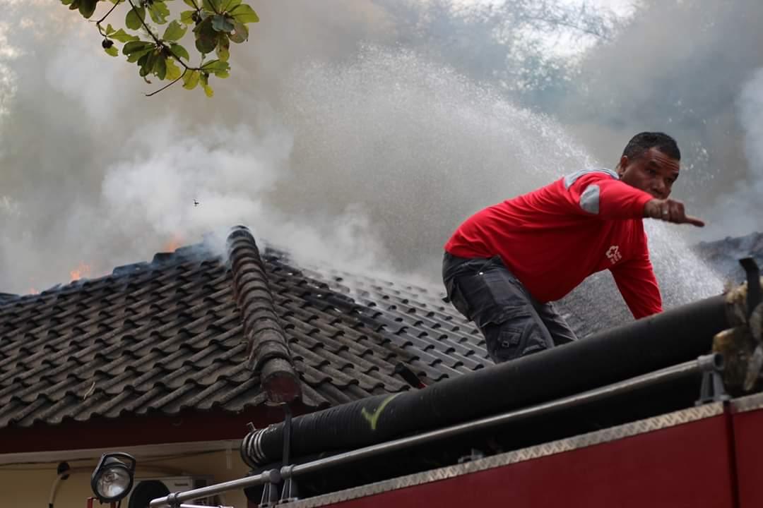 RS Salatiga Dilalap Si Jago Merah, Pasien Dievakuasi