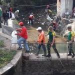 Prajurit Guntur Geni Sergap Sungai Gelangan Kota Magelang