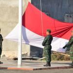 Letkol Ckm Dr. Hariyadi Dandenkesya Bone Pimpin Upacara Bendera