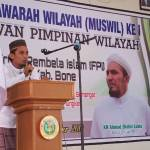 Dewan Pimpinan Wilayah Front Pembela Islam Kab Bone Siap Gelar Musyawarah Wilayah (Muswil) ke 1