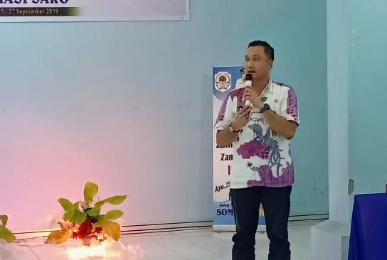 Kipas Emas Diperkenalkan Oleh Inspektorat Daerah Kabupaten Nias Pada LIPD