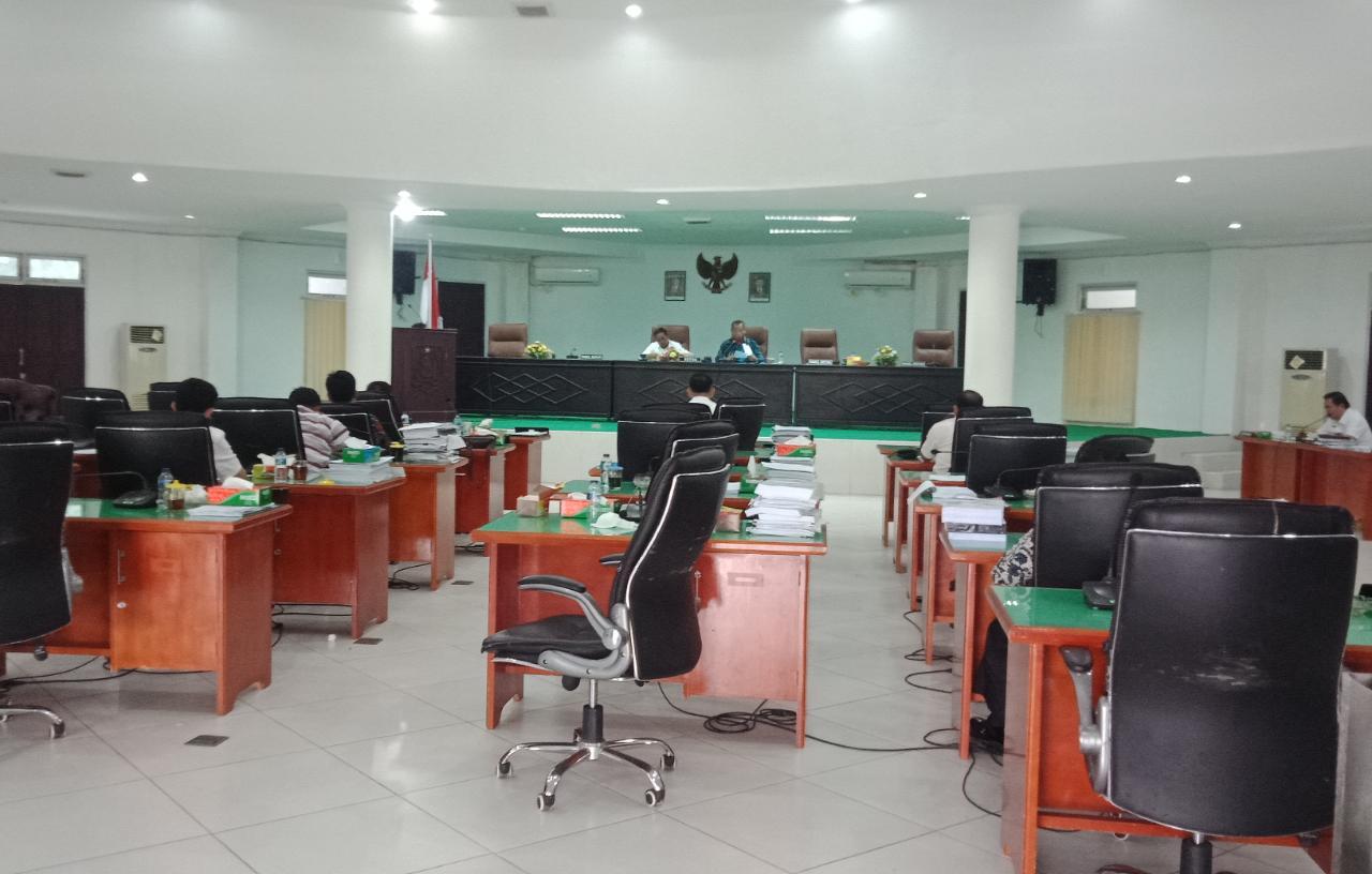 DPRD Sambut Baik Nota Jawaban Perubahan RPJMD Bupati Nias