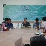HMI Komisariat Adab & Humaniora Gelar Upgrading Dan Raker
