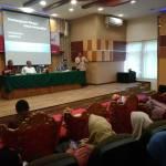 HMP SKI UIN AR-Raniry Gelar Diskusi Rekonsiliasi Nasional dan Pembangunan Berkeadilan