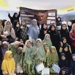 Bersama Keluarga Besar Khoiru Ummah, Pelangi Hijab dan ACT Nobar Film Hayya The Power Of Love 2