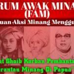 Minang Menggugat, FAM akan Demo Istana