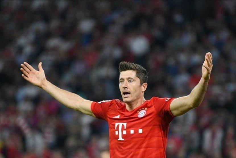 Gilas Red Star Di Laga Open, Lewandowski Raih Rekor Untuk FC Hollywood