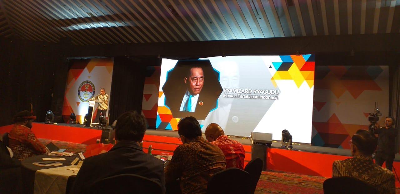 MENHAN Ryamizard Ryacudu: Gelorakan Persatuan dan Jaga Nilai-nilai Pancasila