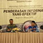 PNS Ditjen PKH Bejalar Jurnalistik