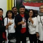 Ketua LA NKRI: 'Kami Tetap Solid Mendukung Jokowi-Amin