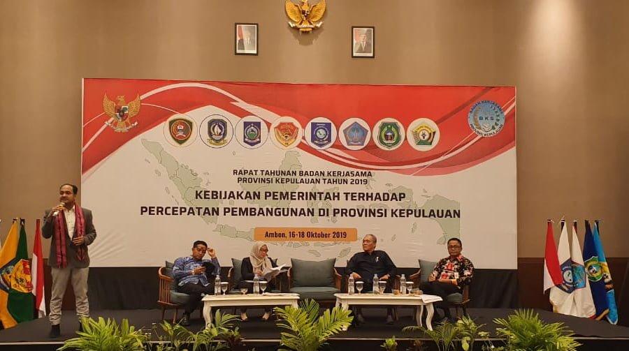 DPD RI Berjuang Lahirkan UU Daerah Kepulauan