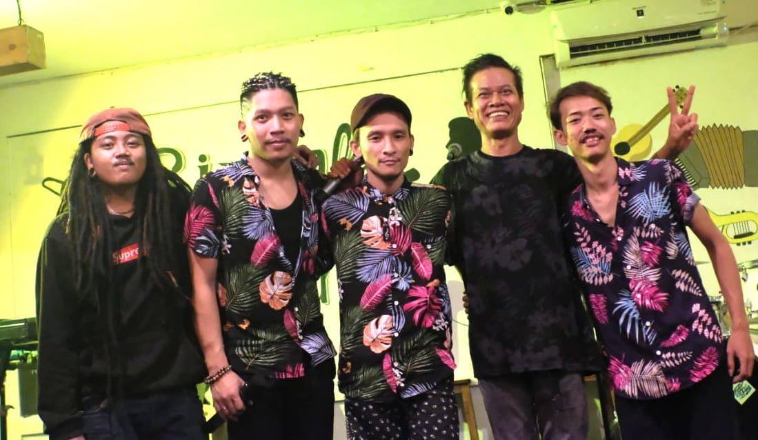 Raygaa, Band Reggae Masa Depan