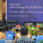 Gubernur Sulsel Buka Seminar Peranan APBN Terhadap Pembangunan Daerah