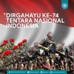 Haedar Nashir: Indonesia Memerlukan TNI  Yang Tangguh