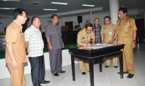 Bupati Nias Berharap Rancangan Peraturan Daerah Kabupaten Nias Dapat Diperdakan