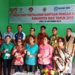 Masyarakat Kurang Mampu Terima Bantuan Sosial Dari Pemerintah Kabupaten Nias