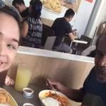 Viral Mahasiswi Cantik Ajak Pengemis Tua Makan, Gak Disangka Pengemis Itu Dulunya Dosen