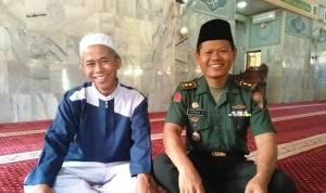 Meski Berprofesi Sebagai Tukang Sol Dan Marbot Masjid, H. Karim Mampu Pergi Ke Tanah Suci