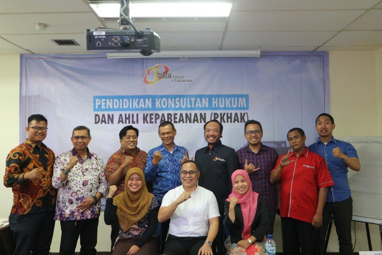 Menjawab Kebutuhan Konsultan Hukum di Sektor Kepabeanan dan Cukai, Justitia Training Center Selenggarakan Pendidikan Konsultan Hukum Kepabeanan Pertama di Indonesia