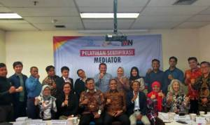 Justitia Training Center Selenggarakan Pelatihan Sertifikasi Mediator