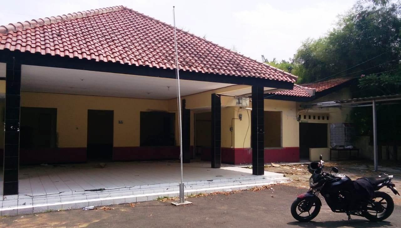 Proyek Kantor Kelurahan Bojongsari Baru Kota Depok Senilai Rp. 3,8 Miliar Terancam Mangkrak