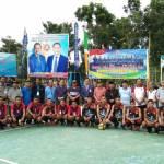 Sekda Kabupaten Nias Tutup Secara Resmi Turnamen Bola Voli Karang Taruna Cup