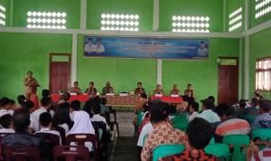 Sekda Kabupaten Nias Buka Sosialisasi Pencegahan dan Pengurangan Risiko Bencana