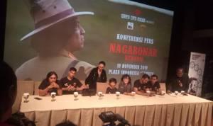 Nagabonar Reborn Tayang Hari ini di XXI Seluruh Indonesia
