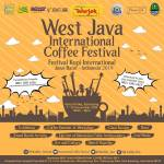 ASATI ikut terlibat pada West Java International Coffee Festival 2019 di Bandung