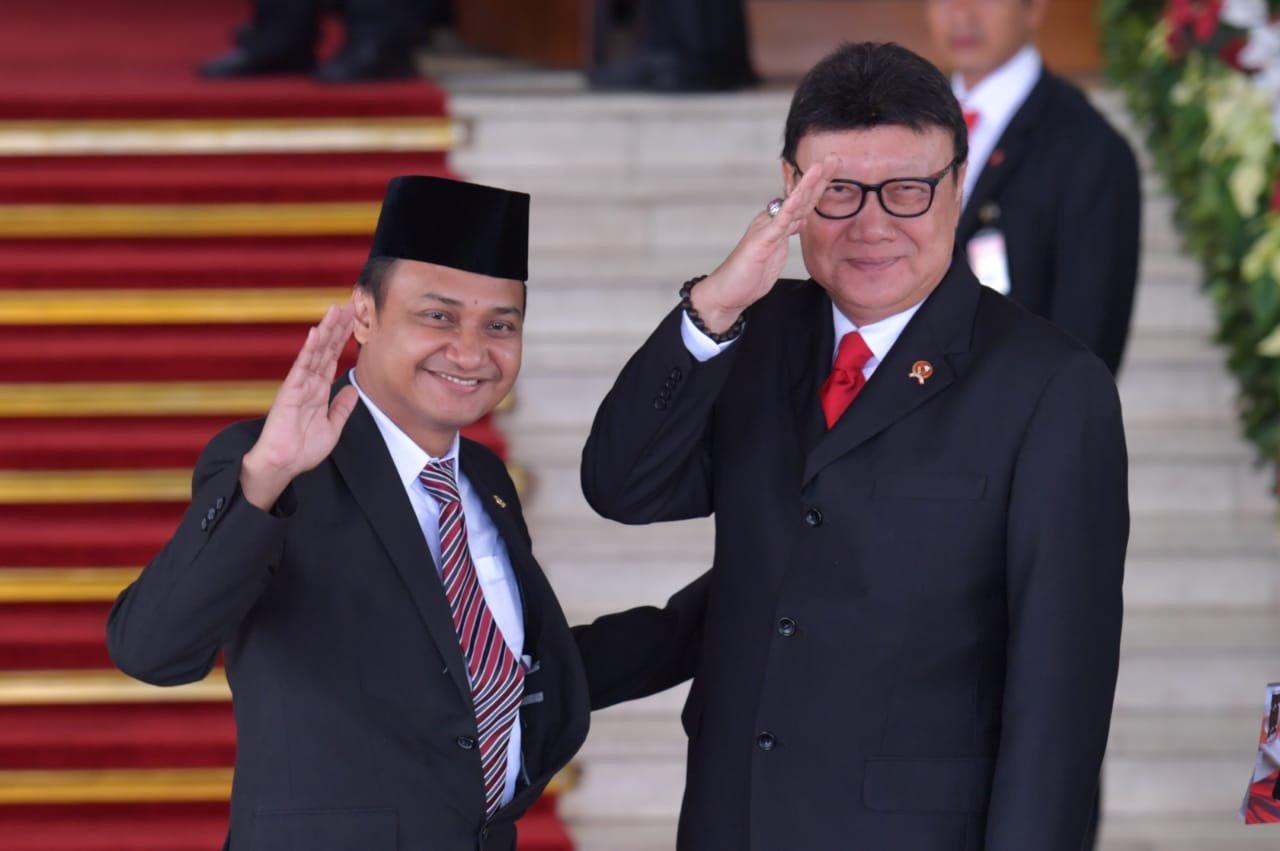 DPD RI Tunjuk Fachrul Razi Sebagai Ketua Pansus Papua