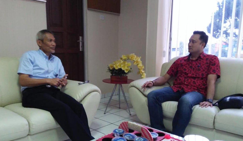 Inspektur Daerah Kabupaten Nias Coaching Clinic Di BPKP Provinsi Sumatera Utara