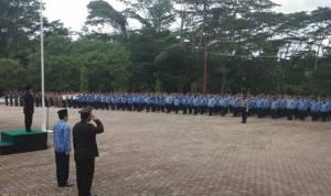 Peringatan Hari Pahlawan Di Kabupaten Nias Berlangsung Hikmat