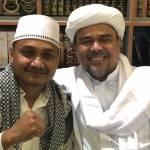 Senator Aceh Bertemu Habib Rizieq di Mekkah, Ada Apa?