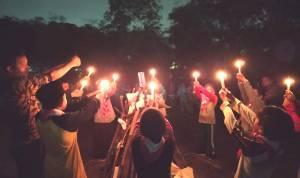 Mengintip Program 'Camping' Madrasah Ibtidaiyah 'Nurul Hidayah' Jeruk Purut