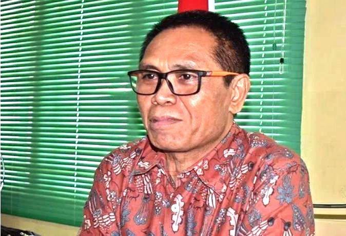 Muhdi B. Hi Ibrahim Siap Lahir Batin Maju Walikota Ternate 2020