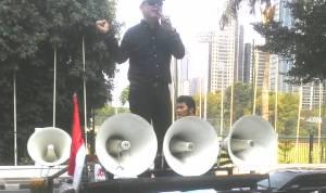 PAMI Kembali Demo Tuntut Gelar Doktor Rektor UNIMA Dicabut