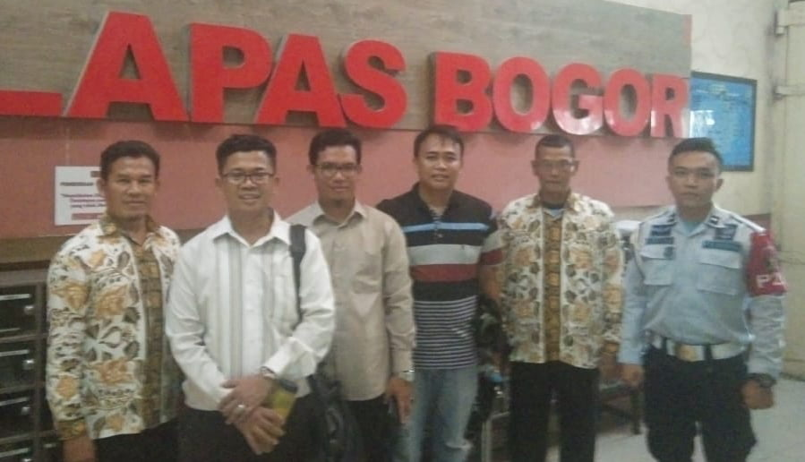 Kantor Hukum DRDR Kembali Gelar Training Hukum Bagi Warga Binaan LP Paledang Bogor
