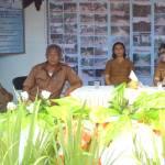 Dinas PMD Kabupaten Nias Pamerkan Penerimaan Dana Desa Tahun 2019, Berikut Daftarnya