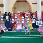 MT Uyunul Ummah Bersama MT Ta'lim Nisaul Jannah, Malang Gelar Kajian Muslimah