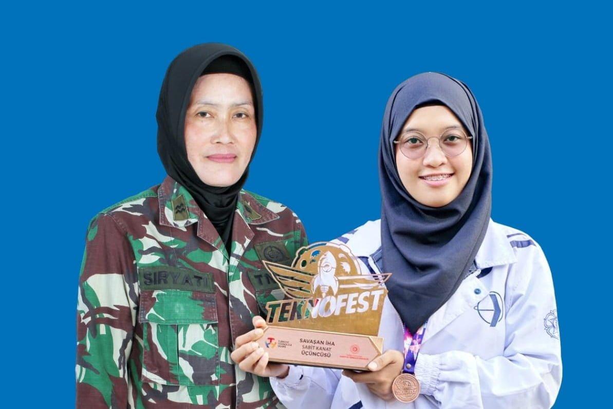 Fauni Ambarsari, Putri Prajurit TNI AD Harumkan Indonesia di Kancah Internasional