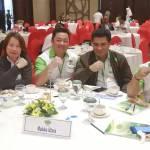Rapimnas HKTI Sukses di Gelar, Merlisa A. Marsaoly Menyuarakan Urgensi Kepentingan Petani Kota Ternate