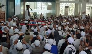 Ustadz Abdul Somad, Lc, M.A: Pemuda Rusak Karena Aqidah Lemah