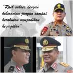 Flashback Komisaris Jenderal Polisi Firli Bahuri