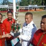 Kecamatan Bawolato Raih Piala Bergilir Dari BPJS Kesehatan