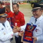Inovasi Pemerintah Kecamatan Hiliserangkai Raih Juara Pada LIPD