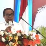 Rakor Bidang Pembangunan Semester II Resmi Dibuka Wakil Bupati Nias