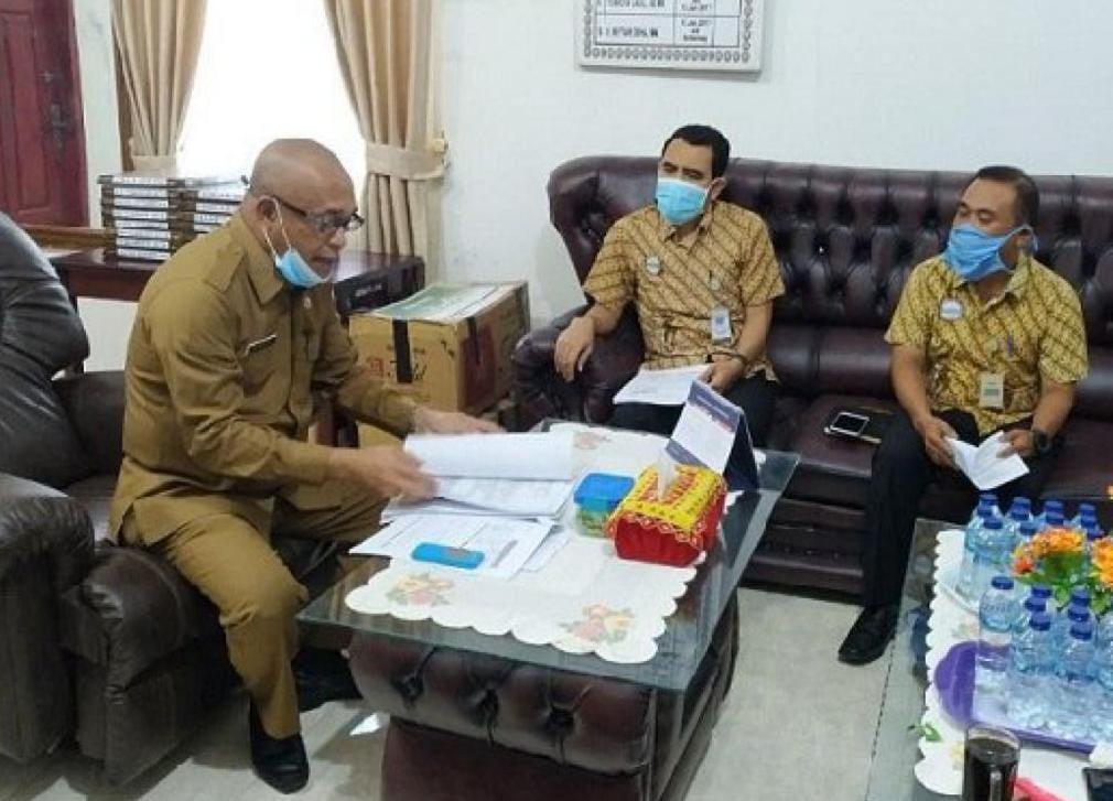 Bpjs Kesehatan Lakukan Rapat Pemangku Kepentingan Di Wilayah Pemerintah Nias Selatan Radar Indonesia News